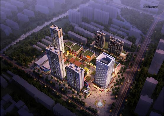 潍坊国际创意港正式动土开工图片